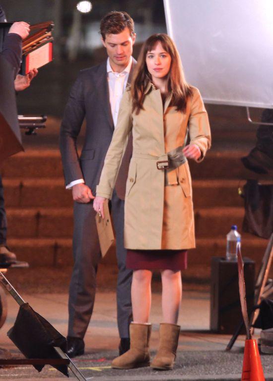 Pan Grey i panna Steele na randce (FOTO)