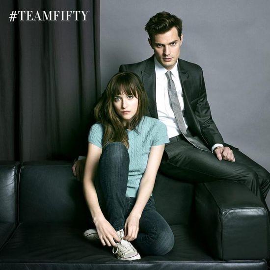 Jak Pattinson czuje się jako inspiracja dla roli Greya?