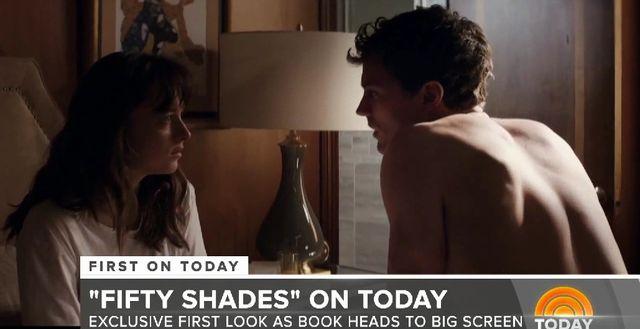 Chcecie obejrzeć kolejną scenę z 50 twarzy Greya? (VIDEO)