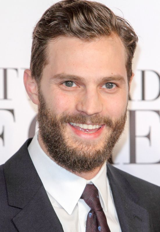 Jamie Dornan rozerwany mi�dzy �on� a Dakot� Johnson (FOTO)