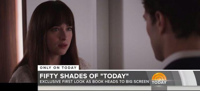 Wyciekła scena z czerwonym pokojem z Greya (VIDEO)