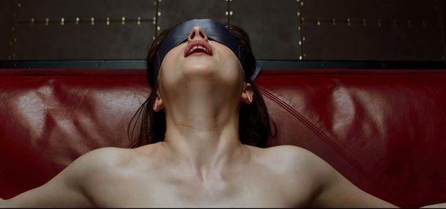 Dakota Johnson o scenach seksu w 50 twarzach Greya