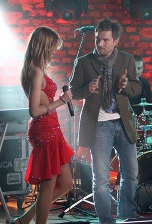 Sasha Strunin i Adam Sztaba w duecie (FOTO)