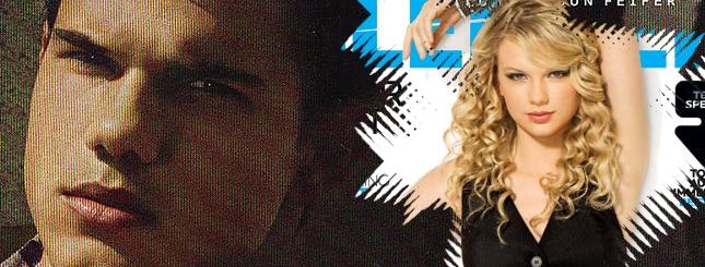 Taylor Lautner i Taylor Swift już nie ukrywają związku
