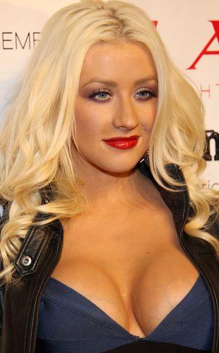 Christina Aguilera będzie karmić jeszcze dwa lata