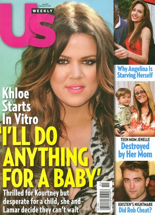Khloe Kardashian podda się zabiegowi zapłodnienia in vitro?