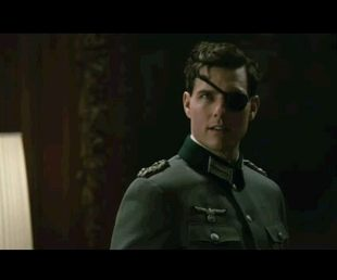 Tom Cruise w filmie Valkyrie (VIDEO)