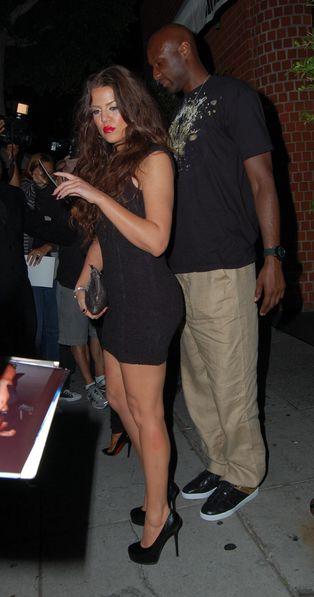 Khloe i Lamar wezmą ślub już w tę niedzielę