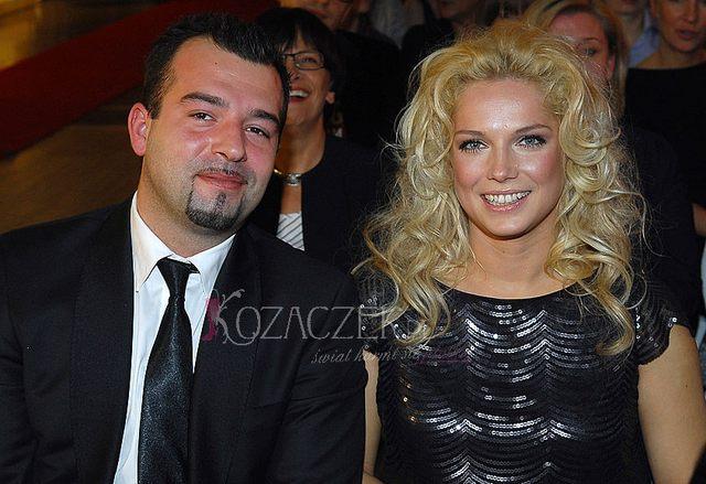 Liszowska i Głażewski rozstali się