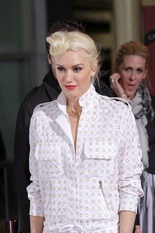 Gwen Stefani na premierze filmu Jolie (FOTO)