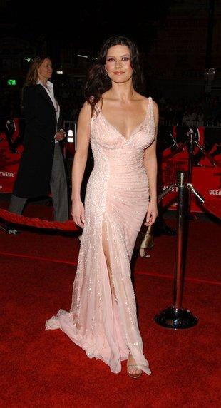 Catherine Zeta-Jones wygląda, jakby była chora