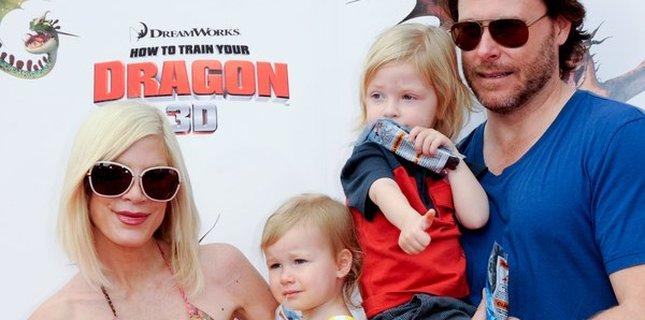 Mąż Tori Spelling chce mieć więcej dzieci