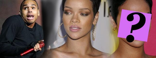 Chris Brown, Rihanna i ta trzecia