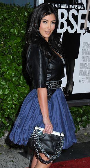 Kim Kardashian wybiera sobowtóra (FOTO)