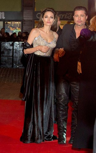 Angelina Jolie kłóci się z Pittem o pieniądze?