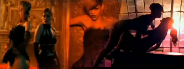 Rihanna - lesbijskie sceny w Te Amo! (VIDEO)