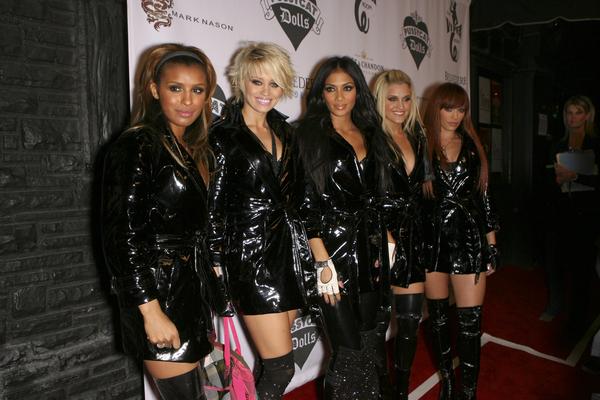 Pussycat Dolls i ich seksowna bielizna