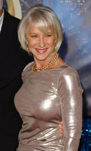 Helen Mirren: Nie cierpię swojego tatuażu