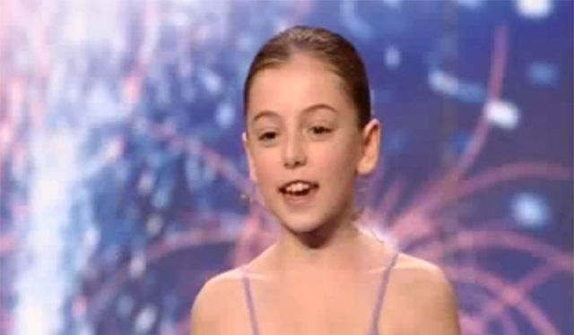 Hollie Steel: kolejny fenomen Britain's Got Talent