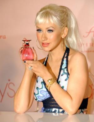 Christina Aguilera i jej nowy zapach