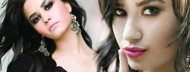 Demi Lovato nie tylko ładnie wygląda...