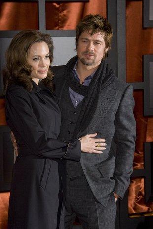 Angelina Jolie miała zabieg in vitro?