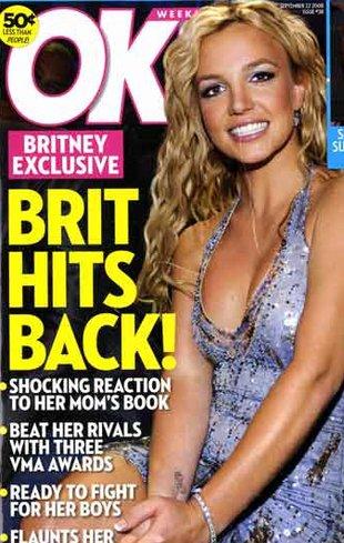 Britney Spears zdjęła wreszcie klapki i zrobiła sobie włosy