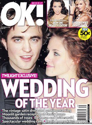 Robert i Kristen - będzie ślub!
