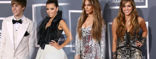 Gwiazdy na wręczeniu nagród Grammy (FOTO)