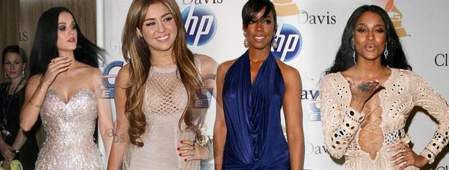 Gwiazdy na imprezie pre-Grammy (FOTO)