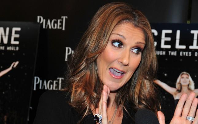 Celine Dion: Dopiero szósta próba się udała!