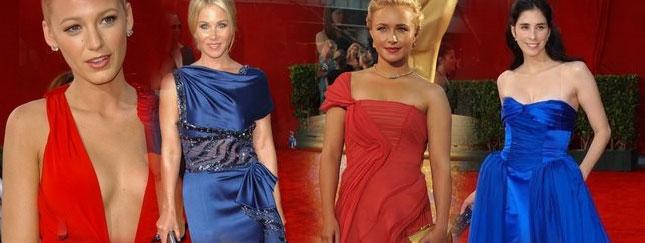 Nagrody Emmy 2009 - czerwony dywan (FOTO)