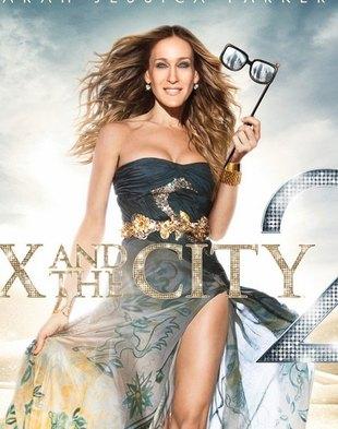 Drugi plakat do filmu Seks w wielkim mieście 2 (FOTO)