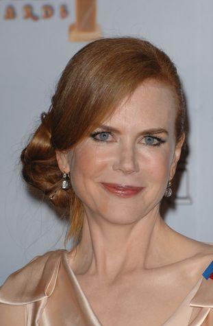 Nicole Kidman brzydko się starzeje!