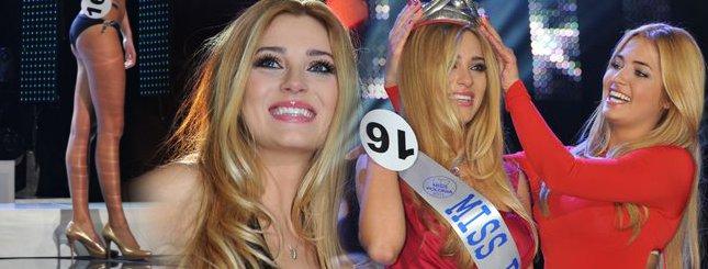 Marcelina Zawadzka nową Miss Polonia (FOTO)