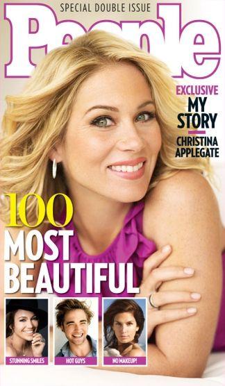 Christina Applegate najpiękniejsza według People