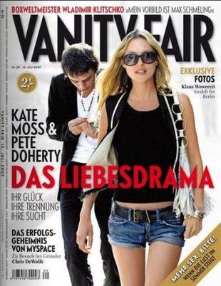 Kate Moss będzie skarżyć Doherty'ego