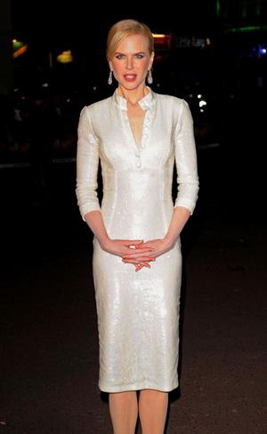 Nicole Kidman i jej majteczki