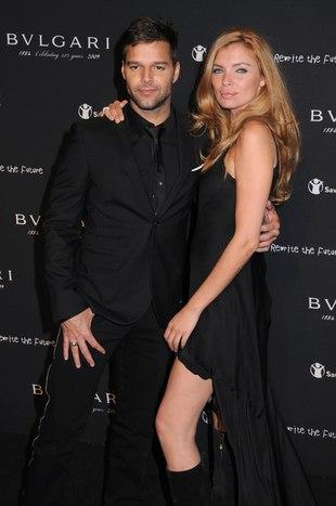 Ricky Martin wraca do pracy? (FOTO)