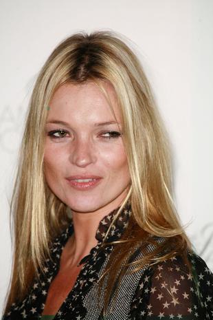 Kate Moss ma pryszcze!