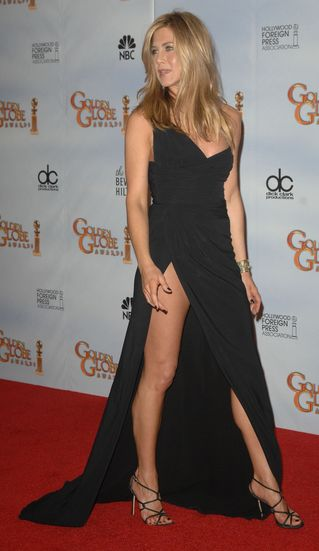Gerard Butler i Jennifer Aniston wkurzą Angelinę i Brada?