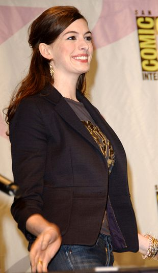 Anne Hathaway uwielbia absynt