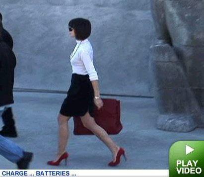 Katie Holmes szaleje na zakupach