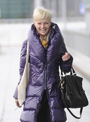 Marta Szulawiak poleciała do Nowego Jorku (FOTO)