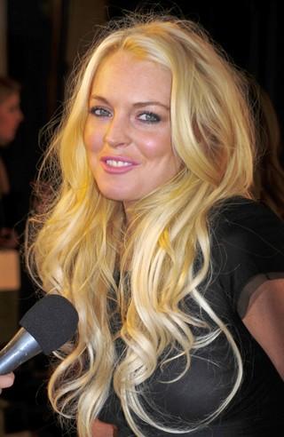 Lindsay Lohan na okładce Playboya (FOTO)