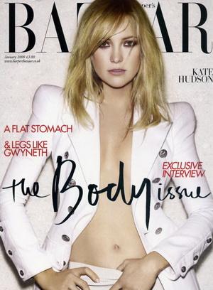 Kate Hudson dla Harper's Bazaar