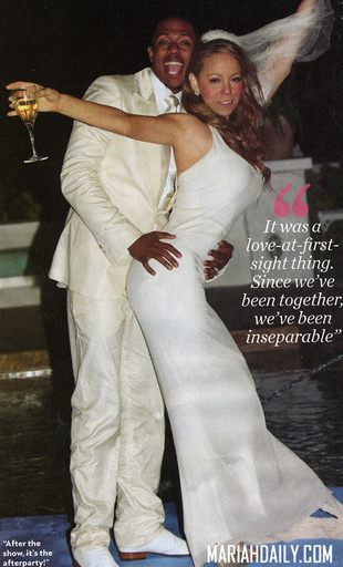 Mariah Carey się przejadła