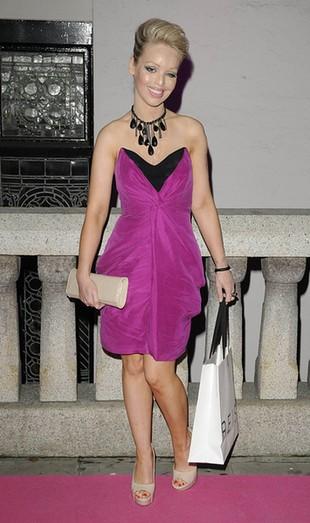 Poparzona kwasem Katie Piper wygląda pięknie (FOTO)