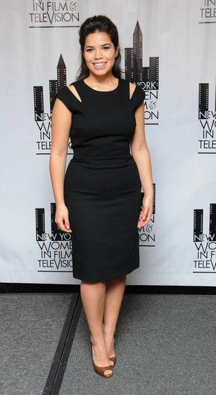 America Ferrera zmieniła stylistę (FOTO)