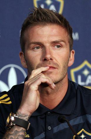 David Beckham ma nowy tatuaż! (FOTO)